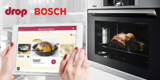 cuisine bosch drop partners with bosch to integrate kitchen operating system