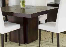 Dining Room Modern Furniture Modern Square Dining Table