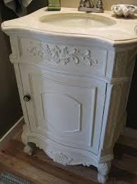 My Painted Bathroom Vanity Before - best 25 painting bathroom sinks ideas on pinterest painted