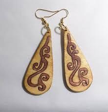 original earrings woodygifts an original
