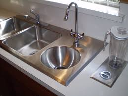 kitchen sink and faucet ideas kitchen cool kitchen sinks choosing the according