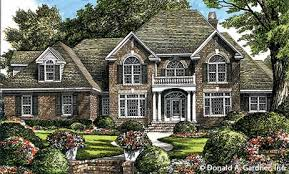 Georgian Style Home Plans House Plan Designs