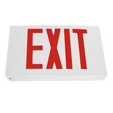 decor decorative exit signs home decor color trends fantastical