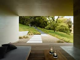 Outdoor Livingroom by Landscape Architect Visit The California Life Outdoor Living