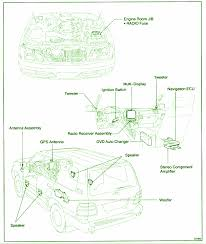 lexus horn wiring diagram lexus wiring diagram instructions
