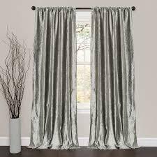 90 Inch Curtains Drapes Best 25 Silver Curtains Ideas On Pinterest Luxury Curtains