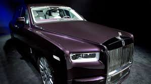 rolls royce phantom viii what you get with the most luxurious car