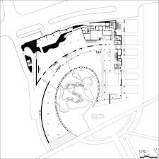 Organic Architecture Floor Plans by Floor Plan With Void On Royal Ontario Museum Floor Plan