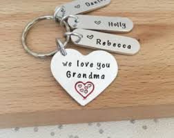 personalized keychain gifts personalized keychain personalised keyring nana gifts