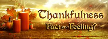 thankfulness a fact or a feeling archives hillcrest church of