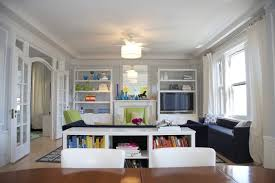 Living Room No Rugs See This House Nyc Decor Enthusiast Decorates Her Own Delightful