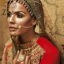asian wedding makeup artist uk