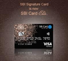 elite debit card sbi signature card devalued and is now sbi card elite cardexpert