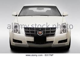 2008 cadillac cts performance 2008 cadillac cts v6 performance in white engine stock photo