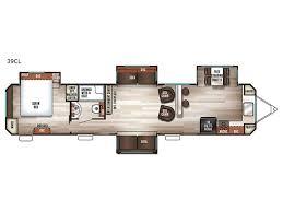 Cascade Floor Plan Cherokee Cascade Destination Trailer Rv Sales 8 Floorplans