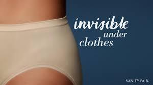Vanity Fair Cotton Briefs Vanity Fair Seamless Hi Cut Brief Panty Youtube