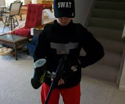 kids swat halloween costum last minute swat costume 5 steps