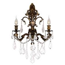 wall sconce candelabra 3 candle home interior vintage ebay worldwide lighting versailles collection 3 light antique bronze