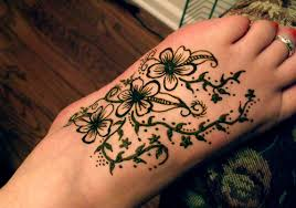 henna foot tattoo small best henna design ideas