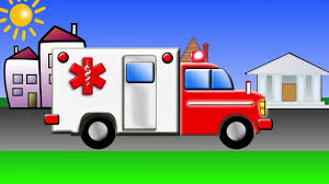 cartoons for children about cars construction game ambulance