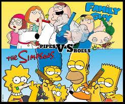 Meme Family - vs family guy pipes vs rolls cartoon weed memes