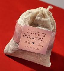 tea bag wedding favors is brewing tea bag wedding favor idea chíc