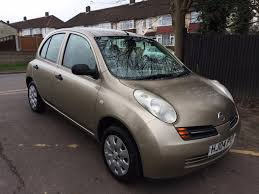 nissan micra for sale used 2004 nissan micra s 5dr for sale in fareham hampshire