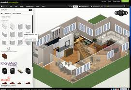 Professional Home Design Software Reviews Autodesk Homestyler Online