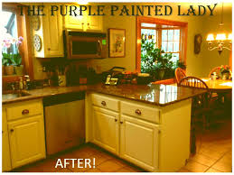 Painting Old Kitchen Cabinets Before And After Painting Old Kitchen Cabinets Before And After Home Design