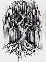 willow tree tattoo by aluc23 on deviantart ink and piercings
