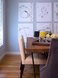 Artwork For Dining Room 15 Ways To Dress Up Your Dining Room Walls Hgtv S Decorating