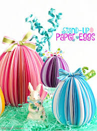 Easter Decorations From Felt by