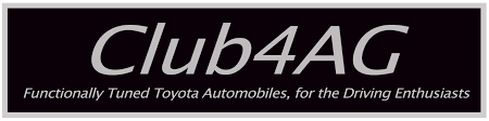 classic toyota logo club4ag home page