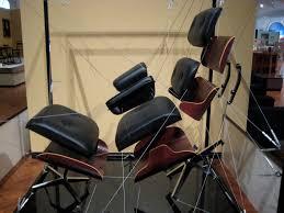 construction eames chair replica