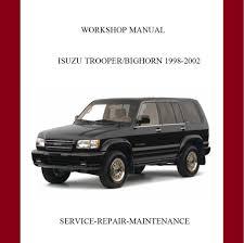 28 2000 isuzu trooper owners manual 86081 2000 isuzu suv