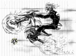 ghost rider 2099 by doarted on deviantart