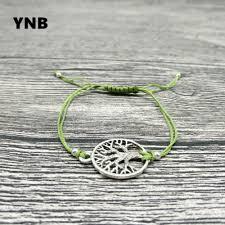 tree of bracelet bracelet with antique silver tree