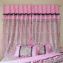 Leopard Curtains Modern Fancy Fabric Affordable Silver And Black Zebra Print Curtains