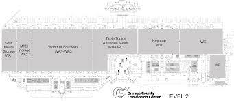 San Diego Convention Center Map by Maps U2014 Executive Symposium At Cisco Live U2022 July 11 12 2016 U2022 Las