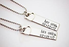 his and hers dog tags his and jewelry sets gallery of jewelry