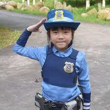 boys police officer halloween costume popular zootopia costume child buy cheap zootopia costume child