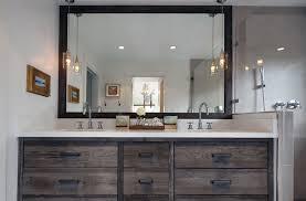 reclaimed wood bathroom mirror 30 exles of the perfect reclaimed wood vanity