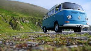 volkswagen atlantic this honeymoon video filmed across ireland u0027s west coast has gone viral
