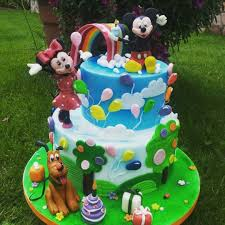 and friends cake mickey mouse and friends cake by simona cakesdecor