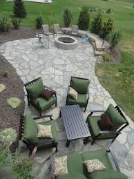 Best  Flagstone Patio Ideas Only On Pinterest Flagstone - Small backyard patio design