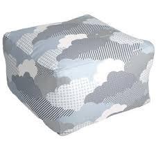 Pouf Ottoman Insert Aimee Wilder Designs Clouds Pouf Ottoman Upholstery Insert