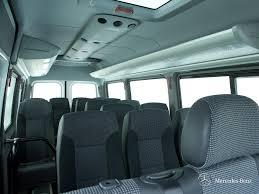 Excepcional Van Sprinter 515 - 18 Lugares | Locação de Van em Belo Horizonte &FJ97