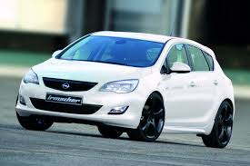 opel irmscher irmscher has upgraded the 2010 opel astra with a new styling kit