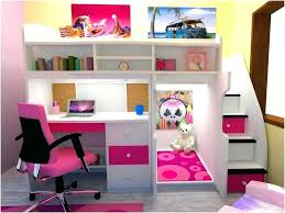 dresser with desk attached beds with desks attached medium size of bunk beds twin size wall