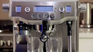 breville oracle coffee maker youtube